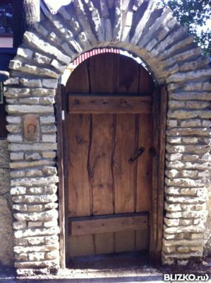 двери металлические уличные проем 110 см