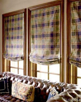 Салон штор 'сп-дизайн' римские шторы, пошив штор и ламбрекен.