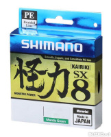 плетенка шимано kairiki-отзывы