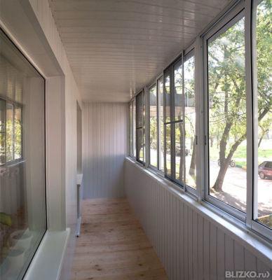 """Остекление балконов и лоджий. ooo """"балкон уют"""".."""