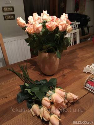 Искусственные цветы из латекса купить в россии желтые тюльпаны в подарок женщине
