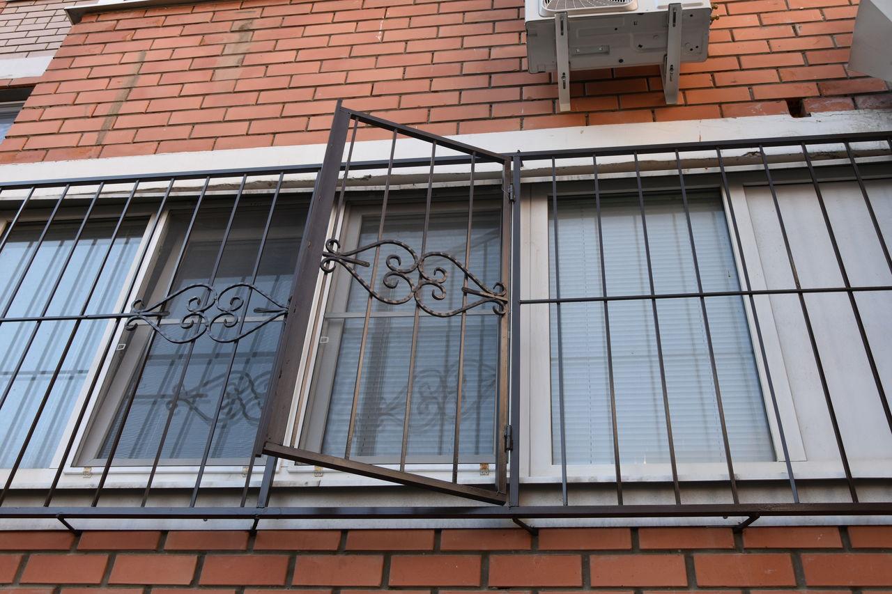 запустил магнитогорске какие решетки поставить на окна балкона фото дачный или приусадебный