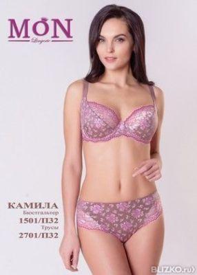 5f0e470ee0433 Комплект женского белья MON 1160/П32 Камила в Йошкар-Оле. Цена ...