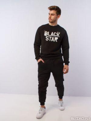 5e2870bf67c89 Костюм спортивный BASIC SPRAY Black Star Wear от компании Black star ...