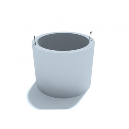 Кольцо КС 20.6 (диметр 2м/2,2м., высота 0,6м.) вес: 1,0т. от компании Песок Кубани купить в городе Минеральные Воды